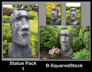 Statue Pack 1
