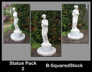 Statue Pack 2
