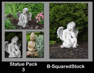 Statue Pack 3