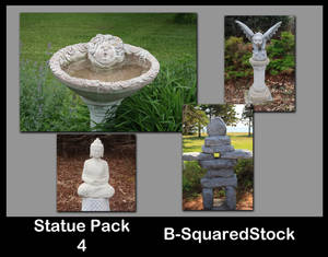 Statue Pack 4