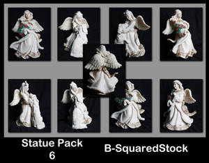 Statue Pack 6