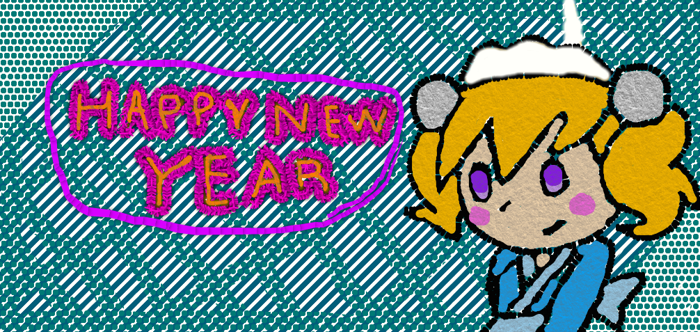 more marshmallow y newwyear by chiny369