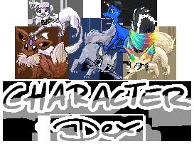 Katinka - Character Dex by JB-Pawstep