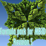 New transforms for MB3D