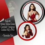 Selena Gomez Pack Png