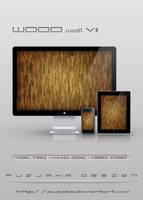 Wood wall by Puzjaka
