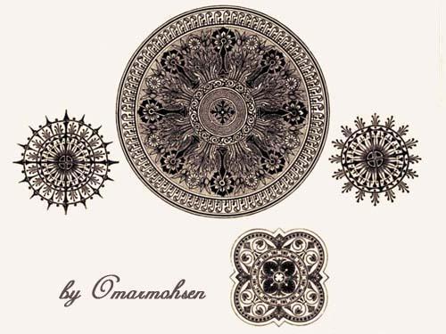 Old Fashion Brushes Islamic Omarmohsen Deviantart