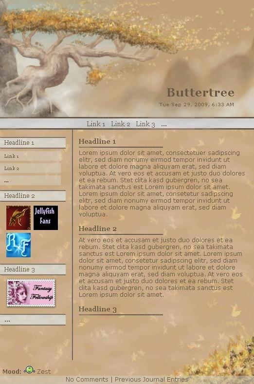Buttertree by Ranarh