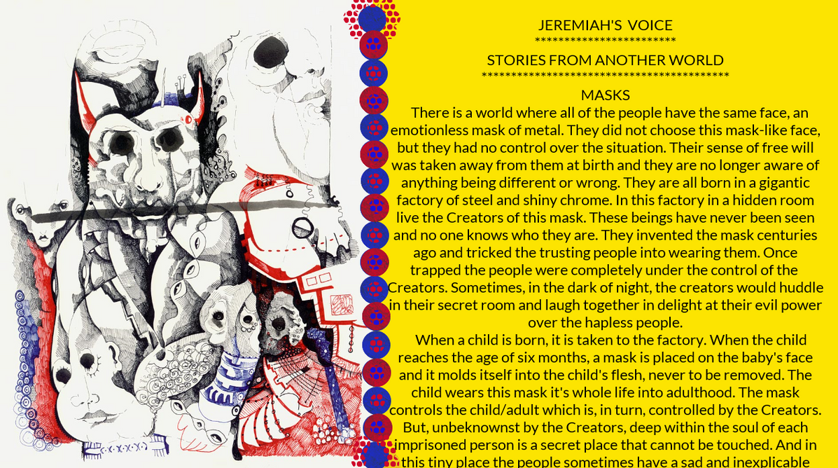 THE STORY CONTINUES:::::: by jeremiahkauffman
