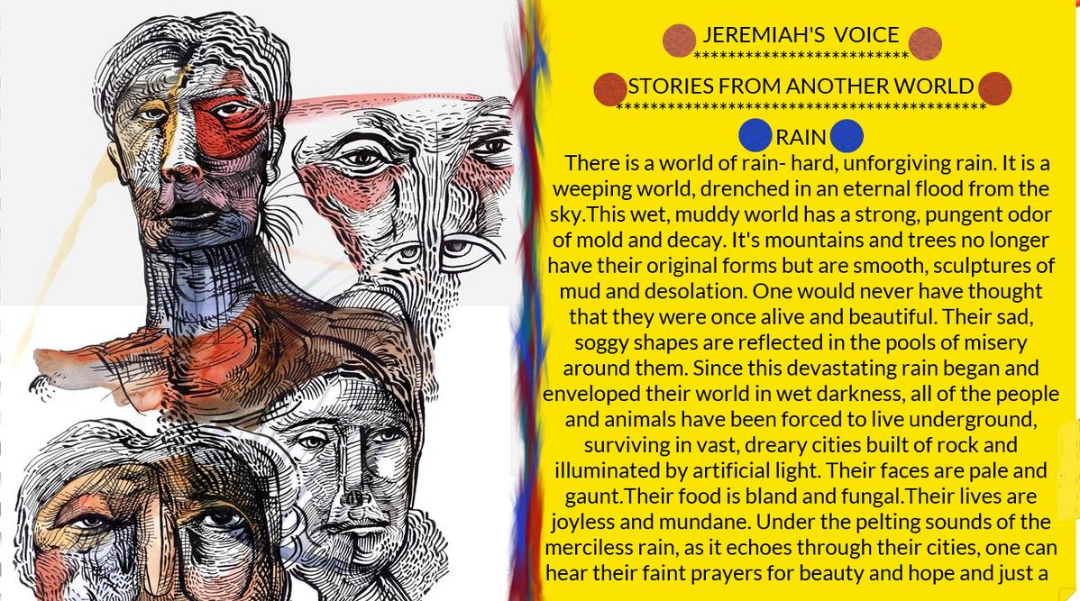 JEREMIAH'S  VOICE:::::: by jeremiahkauffman