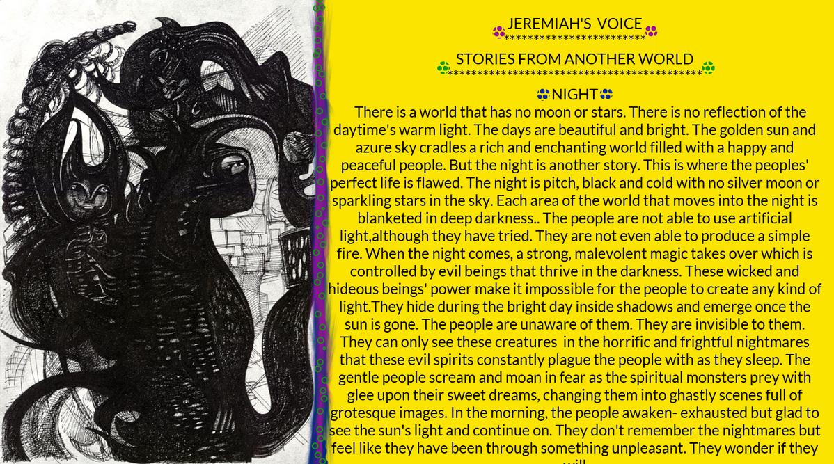 JEREMIAH'S VOICE by jeremiahkauffman