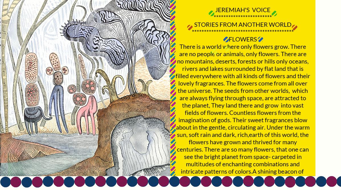 JEREMIAH'S VOICE:::: by jeremiahkauffman