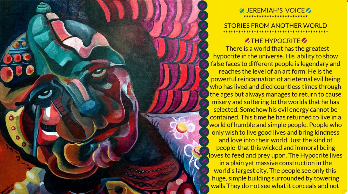 JEREMIAH'S VOICE!!! by jeremiahkauffman