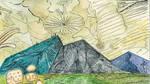 MOUNTAIN CREATURE- DETAIL