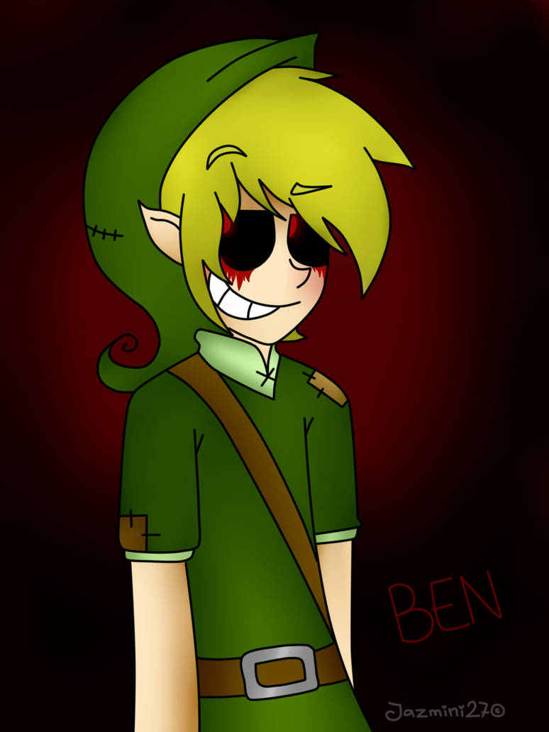 BEN Drowned Yep he lookin moody Creepypasta