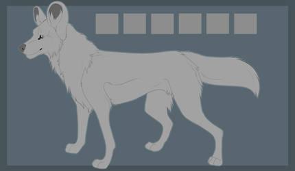 F2U base african wild dog
