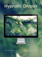 Hypnotic Droplet by YaroManzarek
