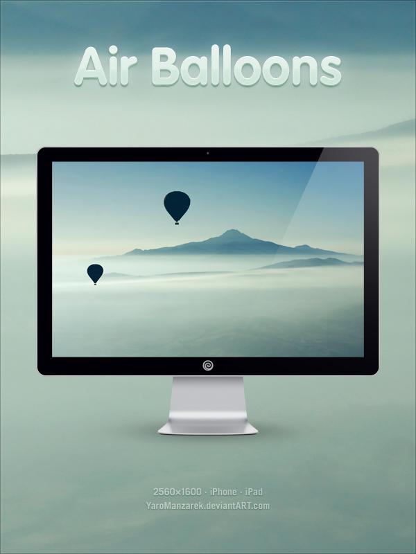 Air Balloons by YaroManzarek