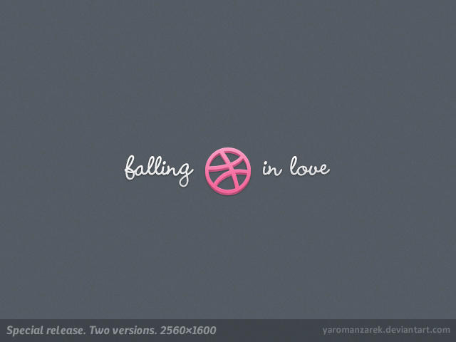 Falling in love by YaroManzarek