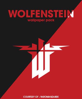 Wolfenstein wallpaper pack by YaroManzarek