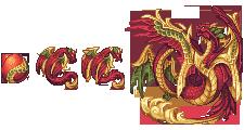 Dragon Cave: Wintertide Dragon (Holiday 2019)