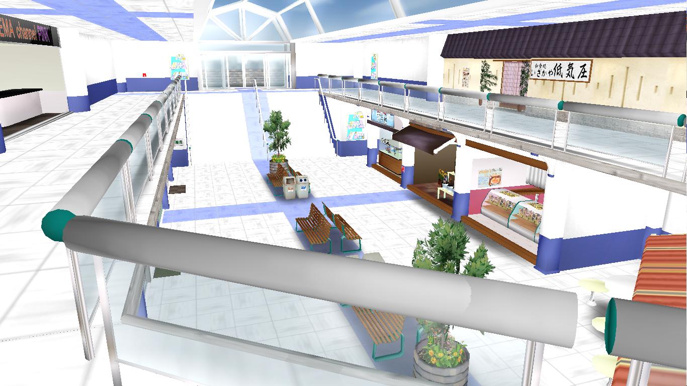 MMD-Mall-Showcase DeviantArt Gallery
