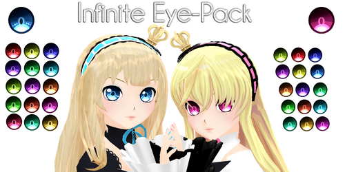 Infinite Eyes - Download - by kaahgome