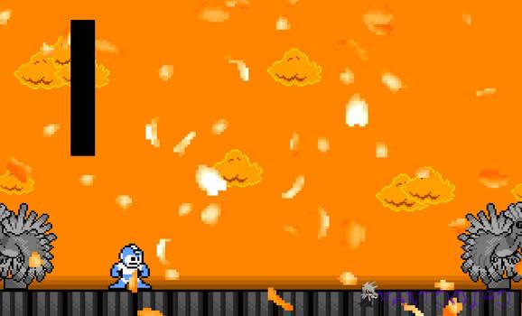 Megaman vs Ho-oH (incomplete)