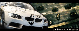NFS Under Cover Signage Video