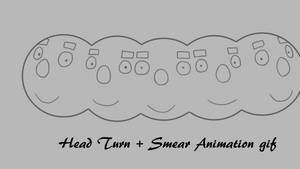 Animation exercise: The HeadTurn plus Smear