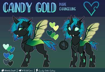 Reference Sheet: Candy Gold v02