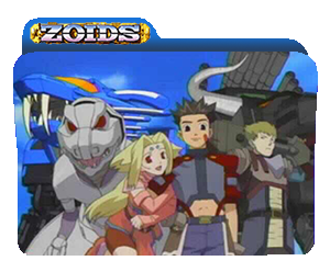 Zoids Chaotic Century - Anime folder icon by Koishi0294 on ...