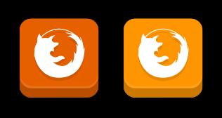 Firefox icon for Alike icon set by elgregorPL