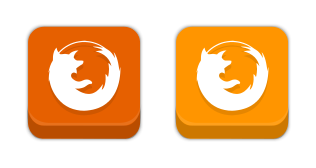 Firefox icon for Alike icon set by elgregorPL