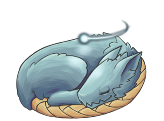 Waka Sleepy .gif by Nevan12
