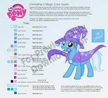 Trixie Color Guide