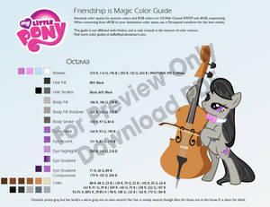 Octavia Color Guide