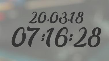 Clocky  2.0 by InstantJoy