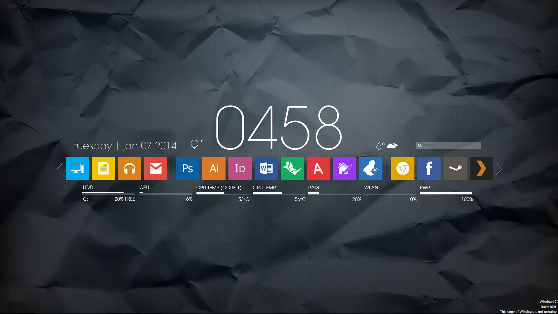 Metro Icons 1.5 by BStoneArch on DeviantArt