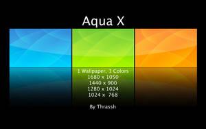 Aqua X by Thrassh