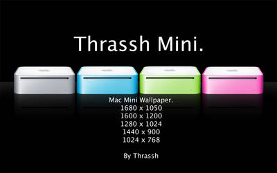 Thrassh Mini by Thrassh