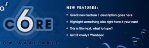 Fedora Core 6 Release Banner