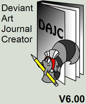dA Journal Creator