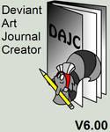 dA Journal Creator