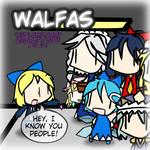 Original Walfas Characters Pack
