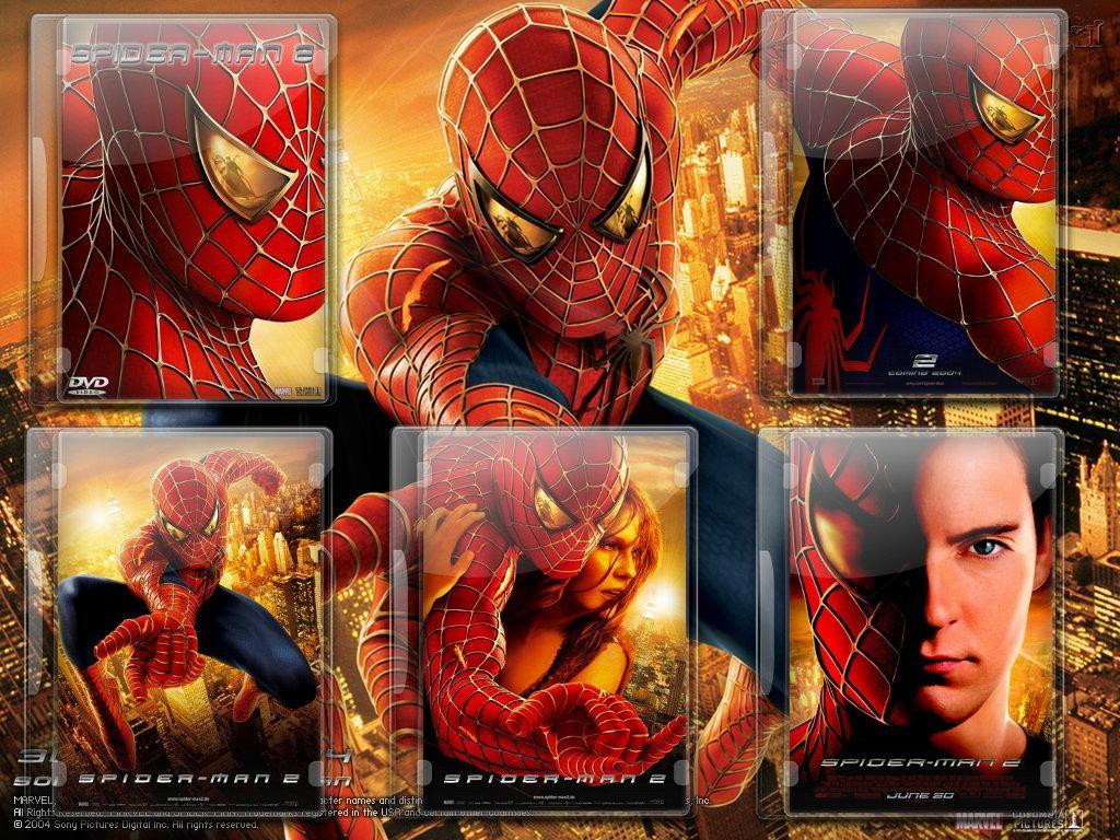 Spider-Man 2 DVD Case Icons By Gandiusz On DeviantArt