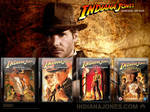 Indiana Jones DVD Case Pack