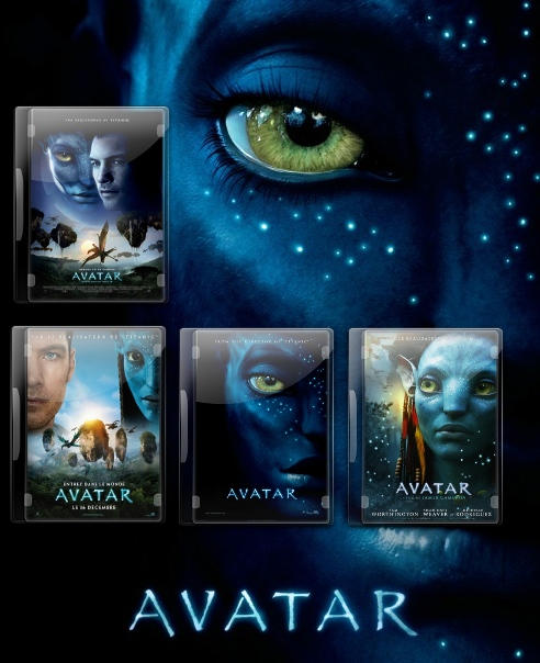 Avatar DVD Case 4x PNG ICO By Gandiusz On DeviantArt
