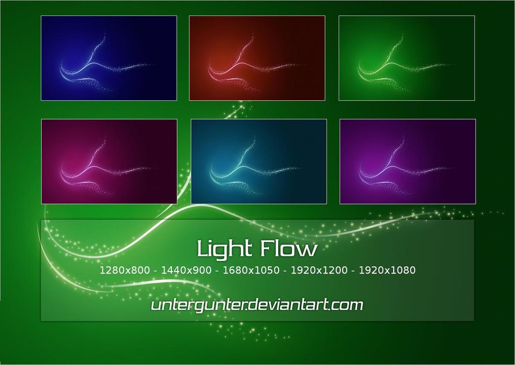 Light Flow by Untergunter