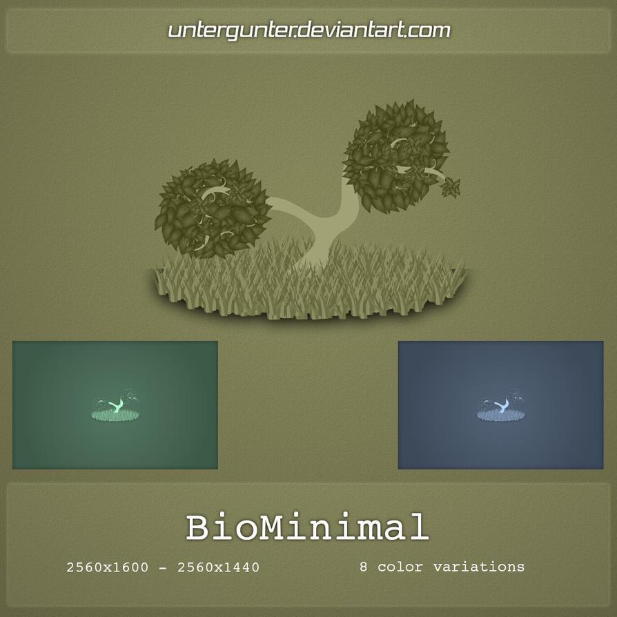 BioMinimal by Untergunter